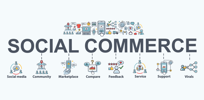 Social commerce is becoming mainstream