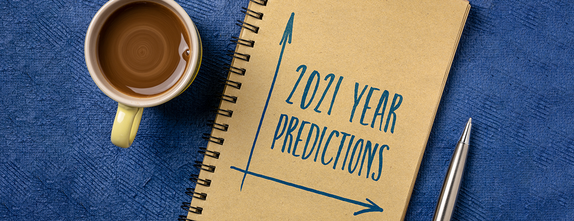 marketing prediction for the year 2021